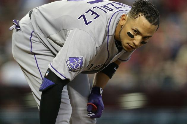 CarGo Leaves in 9th with Right-Hand Injury