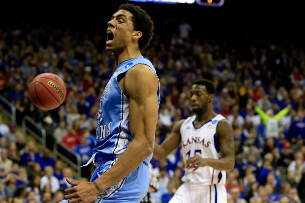 UNC Basketball: Are McAdoo, James Ready to Dominate Down Low in 2013-14 Season?