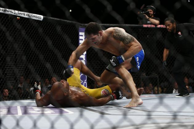 Anderson Silva Does Not Want a Rematch with Chris Weidman