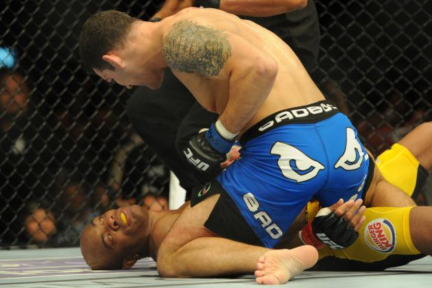 Anderson Silva vs Chris Weidman Results: Where Does the Upset Rank All-Time?