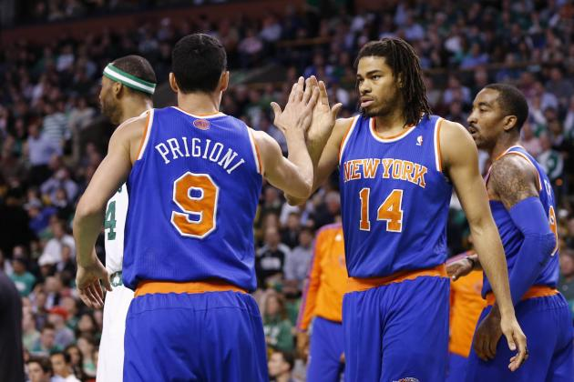 New York Knicks: Choosing Pablo Prigioni over Chris Copeland Was a Mistake