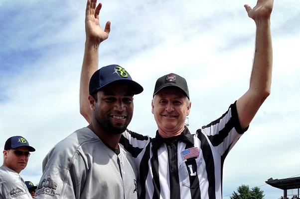 Golden Tate and the Replacement Ref Who Called His Controversial TD Reunite