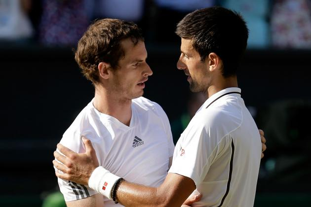Wimbledon 2013 Men's Final: Andy Murray's Win Builds Rivalry with Novak Djokovic
