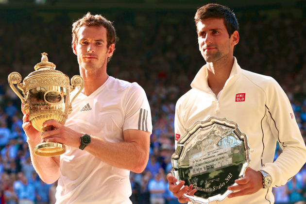 Is Andy Murray vs. Novak Djokovic the Next Great Men's Tennis Rivalry?