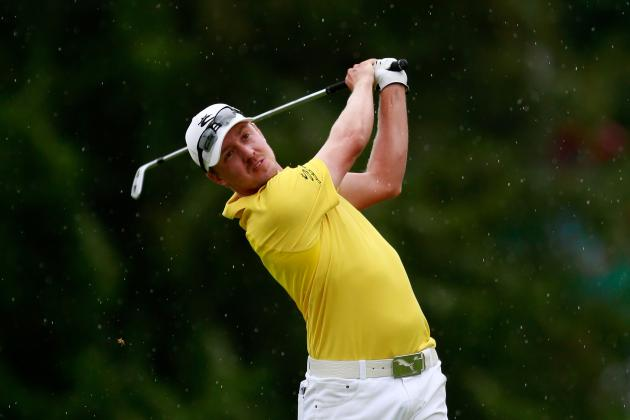 Blixt Doesn't Blink on His Way to the Greenbrier Classic Win