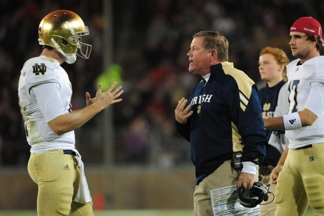Notre Dame Football: Why Brian Kelly Doesn't Need an Elite QB to Win