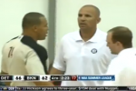 Jason Kidd Gets Technical Foul in Coaching Debut
