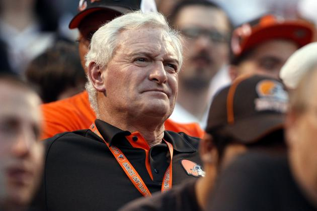 Jimmy Haslam: No Plans to Sell the Browns