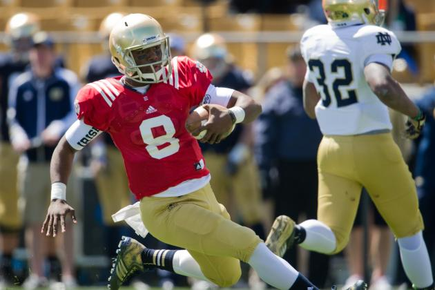 Notre Dame Football: 5 Freshmen Who Will Make a Huge Impact in Fall Practice
