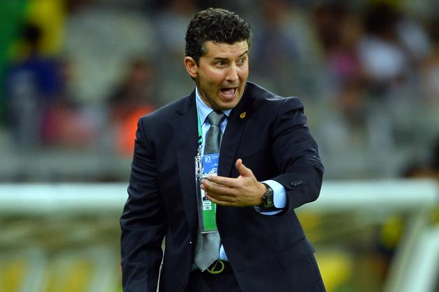 Gold Cup 2013 Results: Mexico Should Sack Jose Manuel de la Torre After Loss