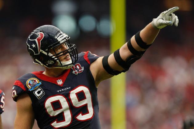 Is JJ Watt Overrated, or Truly the Best Defensive Player in the NFL?