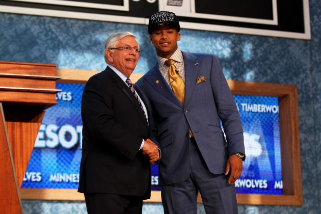 Trey Burke's NBA Summer League Debut Displays Rookie Point Guard's Versatility