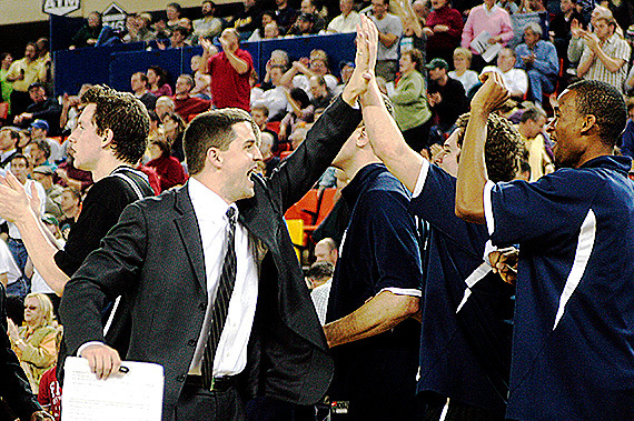 Butler Basketball: Bulldogs Hire Miller, Handle Coaching Search Beautifully