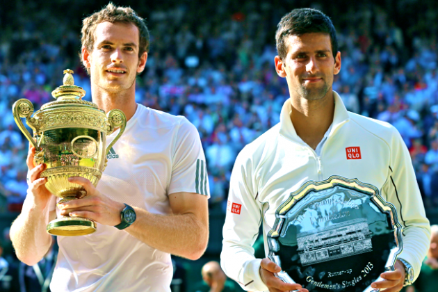 Who is Men's Tennis' Real No. 1: Novak Djokovic or Andy Murray?