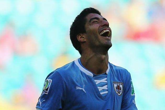 Arsenal Transfer News: Bid for Luis Suarez Rejected by Liverpool