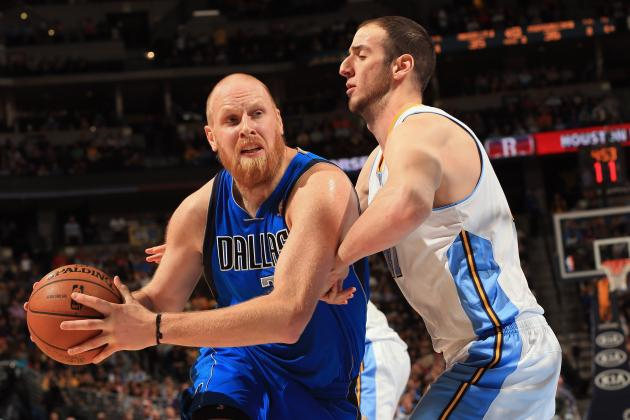 Chris Kaman Is Having Way Too Much Fun as a Free Agent