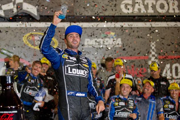 The Secret of Jimmie Johnson's Continued NASCAR Success