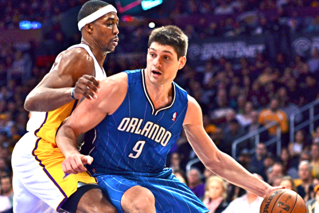 With Howard and Iguodala Moving On, Orlando Magic Officially Win Summer of 2012