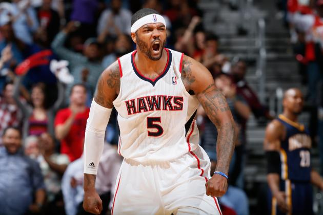 Josh Smith and the Detroit Pistons Each Have Something to Prove