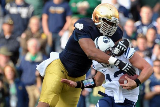 Breaking Down 2014 NFL Draft Prospect Stephon Tuitt
