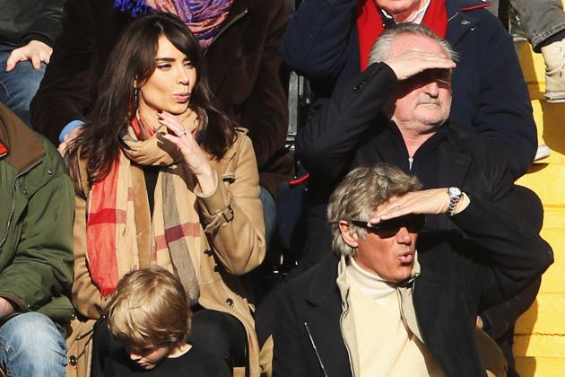 10 of Chelsea's Most Famous Celebrity Fans at Stamford Bridge