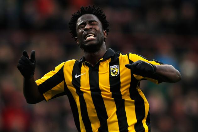 Transfer News: Swansea Close to Club Record Deal for Wilfried Bony