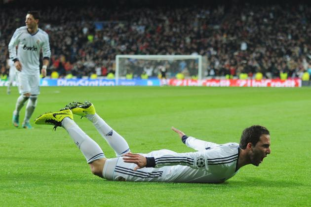 Golden Goals: Gonzalo Higuain's Greatest Moments for Real Madrid