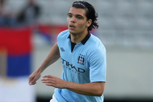 Man City Youngster Karim Rekik Joins PSV on Loan