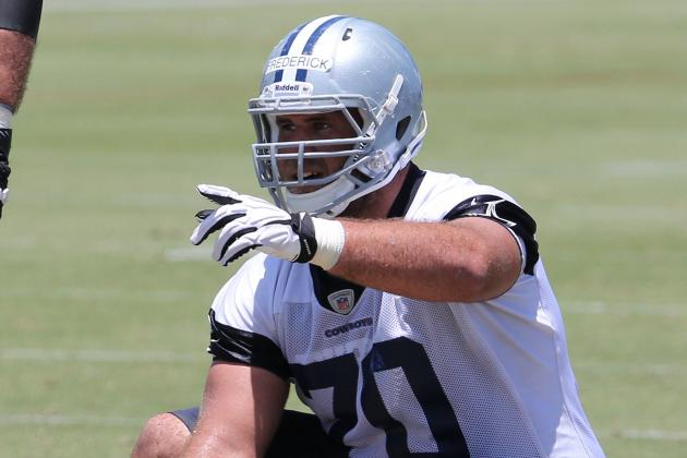 Travis Frederick Could Wind Up at Guard