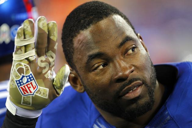 Video: Justin Tuck Is a Notre Dame Fan