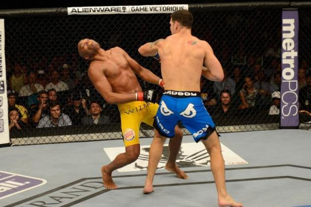 Anderson Silva vs. Chris Weidman and the Weirdness That Was