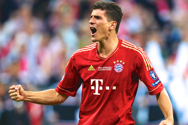Mario Gomez to Fiorentina: Viola and Bayern Munich Agree in Principle on Deal