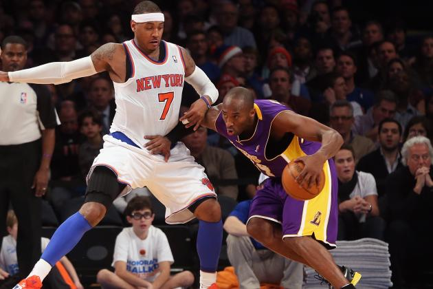 Melo Could Be a 2014 Target for Lakers