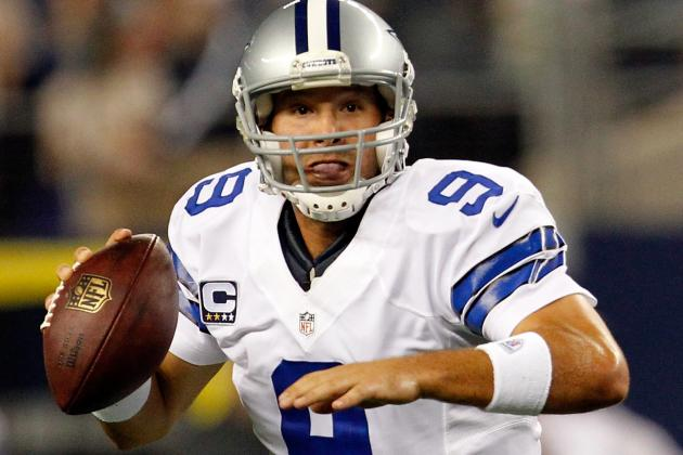 Tony Romo Still on Track for Training Camp
