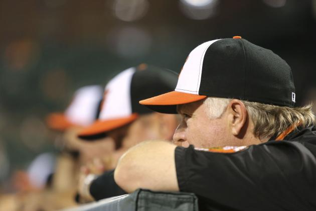 With Chen Set to Return, Showalter Mulling Options