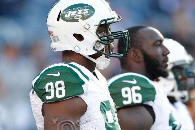 Jets' D-Line Promising Mix of Talent, Personalities