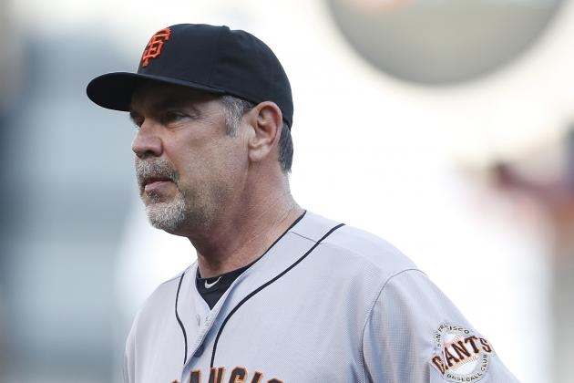 Despite Struggles, No Shakeup Needed for Giants