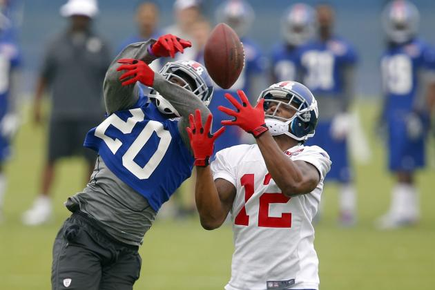 New York Giants' Prince Amukamara ... Heir to the Throne in 2013?