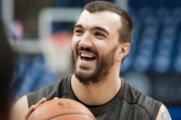 Report: T-Wolves Have Made Offer to Pekovic