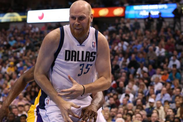 Chris Kaman, Lakers Have 'Mutual Interest', According to Report