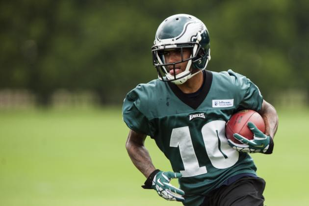 Player to Watch at Training Camp: DeSean Jackson