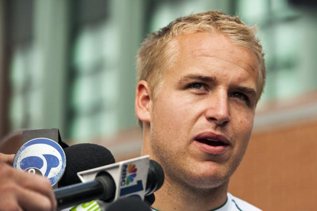 Matt Barkley Gets Married