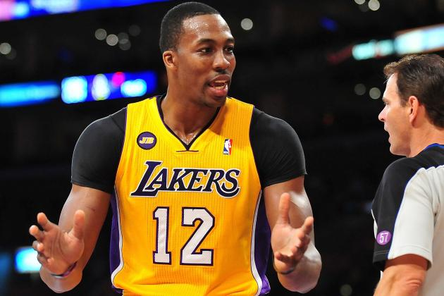 Debate: Are the Lakers Better Off Without Dwight Howard?