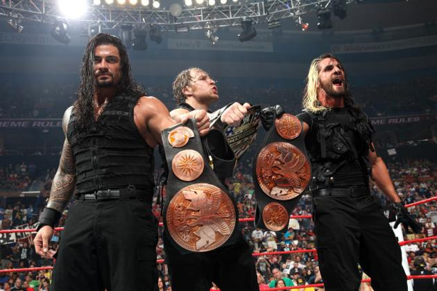 The Shield's Chances of Breaking the Record for Longest WWE Tag Title Reign