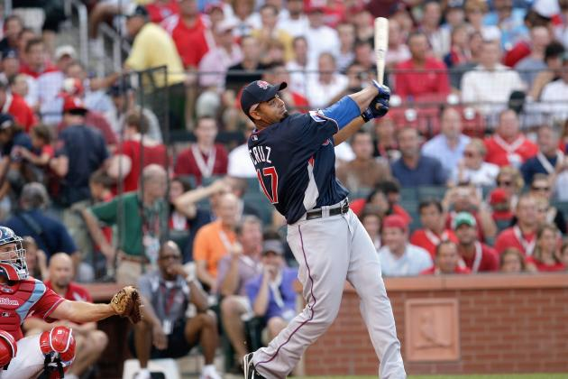 Cruz Won't Reprise Home Run Derby Role