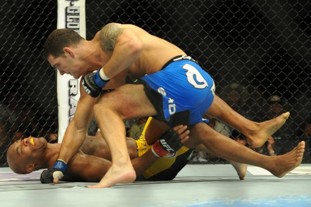 GSP: Anderson Silva Is 'Greatest of All Time,' but Weidman Would Win Rematch