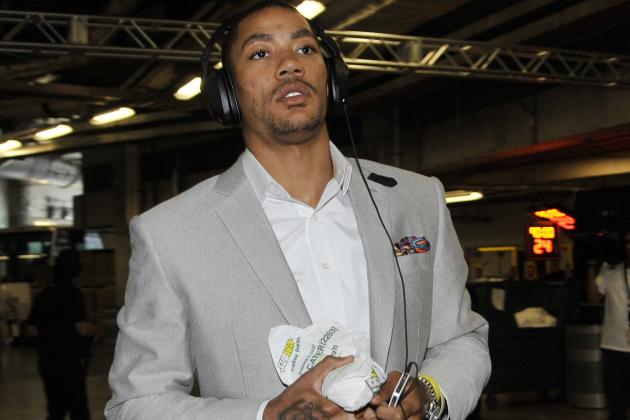 Chicago Bulls Season In Review: Derrick Rose