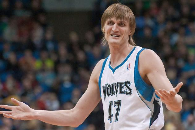 Free Agency 2013: Spurs No Longer Targeting Andrei Kirilenko