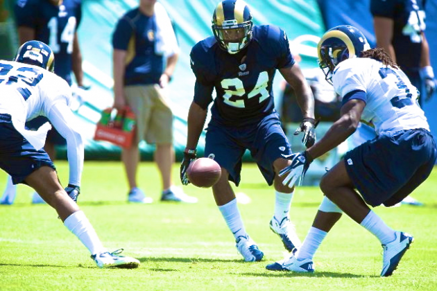 The Best Position Drills of NFL Training Camp