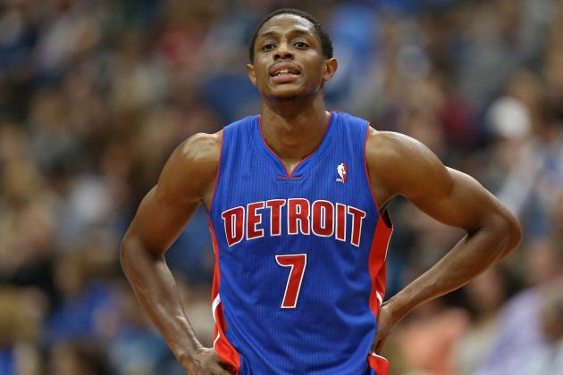 Knight: I'm Best Man for Pistons' Point Guard Job
